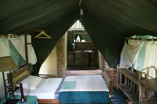 kibale-forest-camp-bed